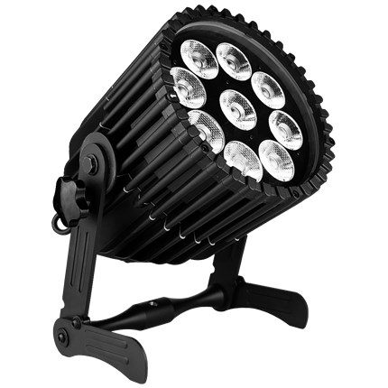 Astera AX10 SpotMax 135W Wireless App-Controlled LED Spotlight Fixture