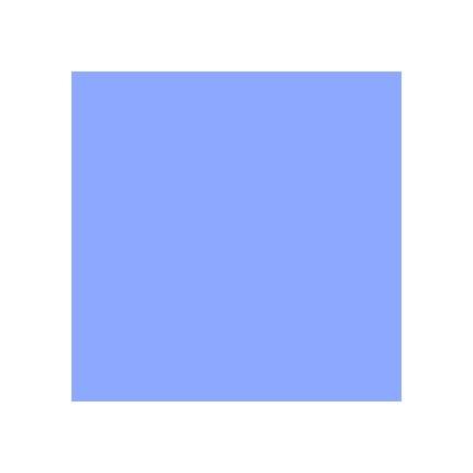 Rosco Roscolux R364 Blue Bell 20