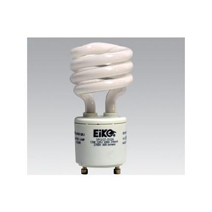 SP13/41-GU24 Eiko 07749 13 Watt 120 Volt Compact Fluorescent Lamp