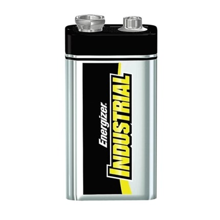 EN22 9 Volt Industrial Alkaline Battery