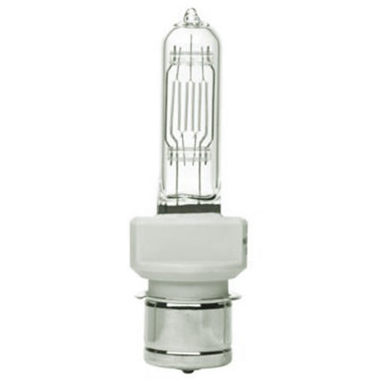 BTM-Q500T64CL/2P GE 88546 500 Watt 120 Volt Halogen - Single Ended Lamp