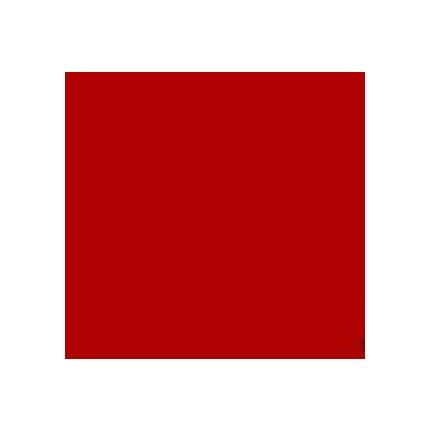 Rosco Roscolux R27 Medium Red 20