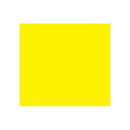 Rosco Roscolux R10 Medium Yellow 20