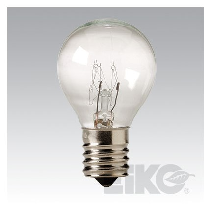 10S11N Eiko 41528 10 Watt 120 Volt Incandescent Lamp