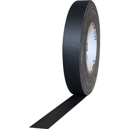 1UPCG155MBLA Pro Gaff 1x55yds Black Cloth Tape UPC
