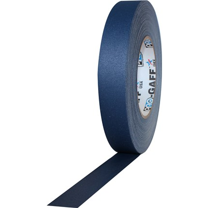 1UPCG155MBLU Pro Gaff 1x55yds Blue Cloth Tape UPC (case of 48)