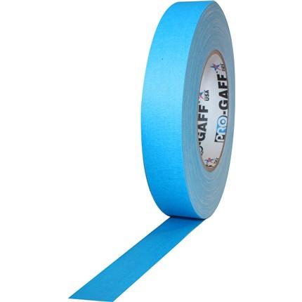 1UPCG150MFLBLU Pro Gaff 1x50yds fluorescent Blue Tape UPC