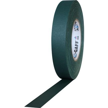 1UPCG155MGRN Pro Gaff 1x55yds Green Cloth Tape UPC (case of 48)