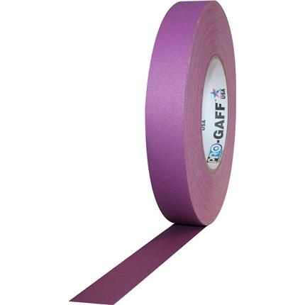 1UPCG155MPUR Pro Gaff 1x55yds Purple Cloth Tape UPC (case of 48)