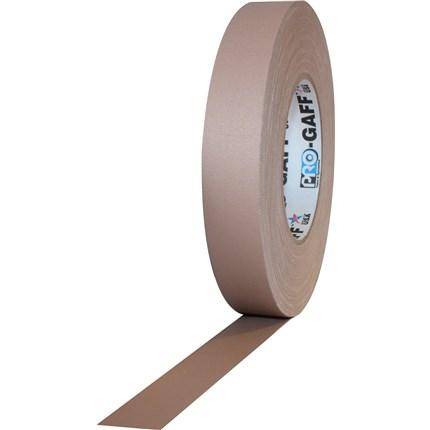1UPCG155MTAN Pro Gaff 1x55yds Tan Cloth Tape UPC (case of 48)