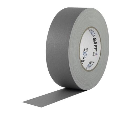 1UPCG255MGRY Pro Gaff 2x55yds Grey Cloth Tape UPC