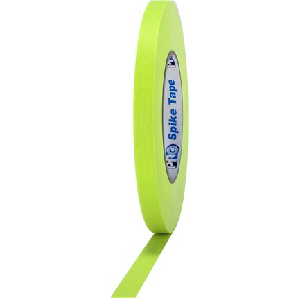 1SPIKE45FLYEL Pro Spike 1/2x45yds Fluorescent Yellow Cloth