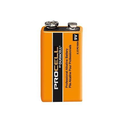 PC1604 9 Volt Duracell Procell Alkaline Battery