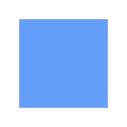 Rosco Roscolux R361 Hemsley Blue 20