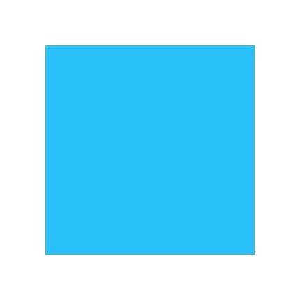 Rosco Roscolux R366 Jordan Blue 20