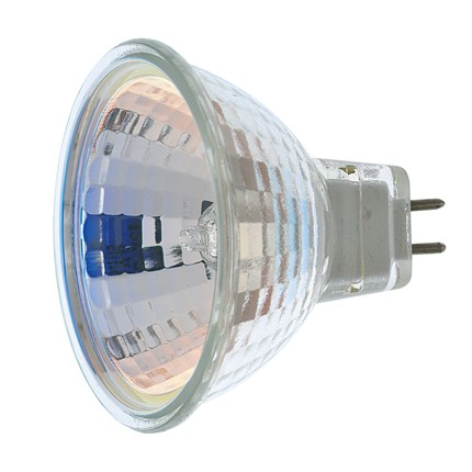 20MR16/FL Satco S1956 20 Watt 12 Volt Halogen Lamp