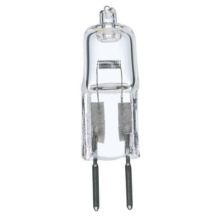 20T3/CL Satco S1986 20 Watt 24 Volt Halogen Lamp