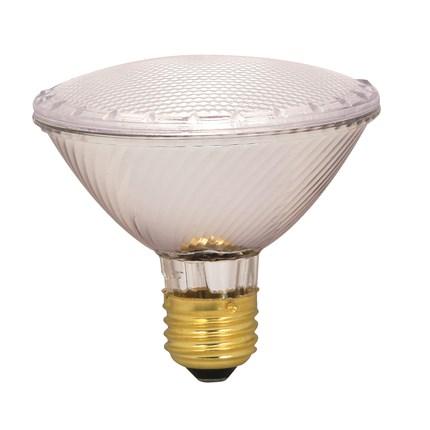 60PAR30/HAL/XEN/NFL Satco S2237 60 Watt 120 Volt Halogen Lamp