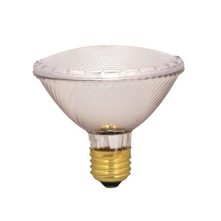 39PAR30/HAL/XEN/NFL/130V Satco S2330 39 Watt 130 Volt Xenon - Halogen Lamp