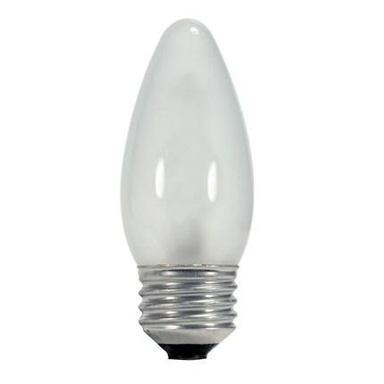 43ETF/HAL/E26/CD Satco S2444 43 Watt 120 Volt Halogen Lamp