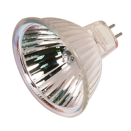 20MR16/T/FL/C Satco S2615 20 Watt 12 Volt Halogen Lamp