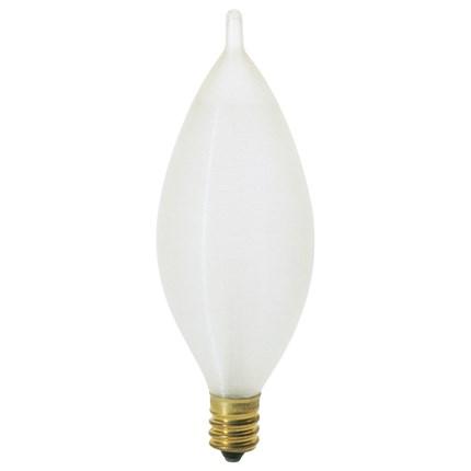 25C11 Satco S2703 25 Watt 120 Volt Incandescent Lamp