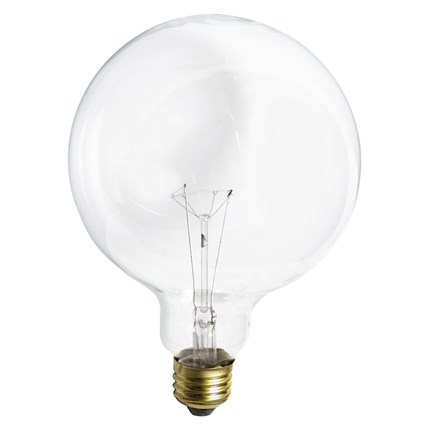 100G40 Satco S3013 100 Watt 120 Volt Incandescent Lamp