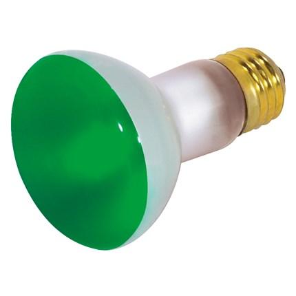 50R20/G Satco S3201 50 Watt 130 Volt Incandescent Lamp