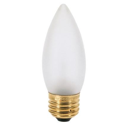 40B11/F Satco S3235 40 Watt 120 Volt Incandescent Lamp