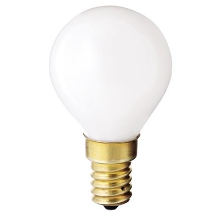40G14/W Satco S3398 40 Watt 130 Volt Incandescent Lamp