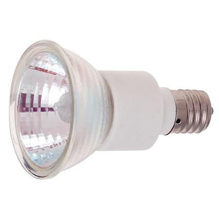 75JDR/N/FL Satco S3434 75 Watt 120 Volt Halogen Lamp