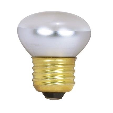 25R14 Satco S3601 25 Watt 120 Volt Incandescent Lamp