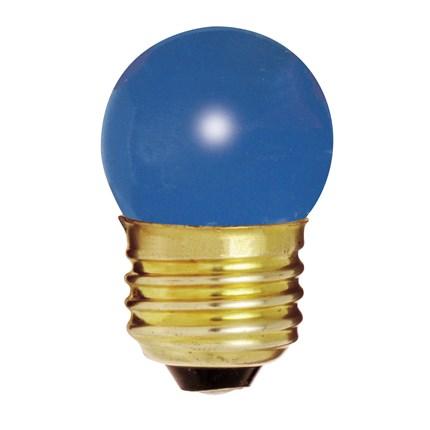 7 1/2S11/B Satco S3608 8 Watt 120 Volt Incandescent Lamp