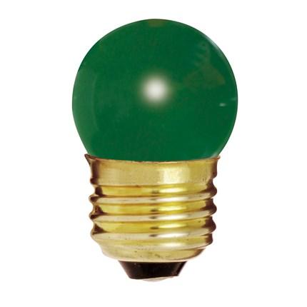 7 1/2S11/G Satco S3609 8 Watt 120 Volt Incandescent Lamp