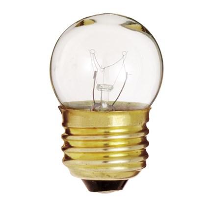 7 1/2S11 Satco S3794 8 Watt 120 Volt Incandescent Lamp