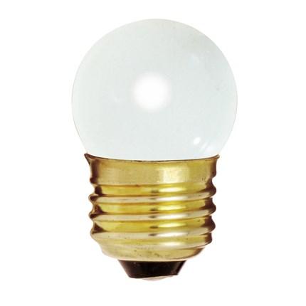 7 1/2S11/W Satco S3795 8 Watt 120 Volt Incandescent Lamp