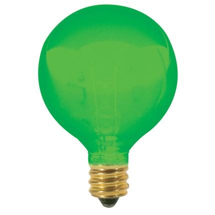 10G12 1/2/G Satco S3835 10 Watt 120 Volt Incandescent Lamp
