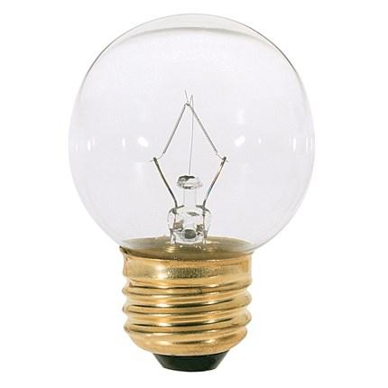 25G16 1/2 Satco S3838 25 Watt 120 Volt Incandescent Lamp