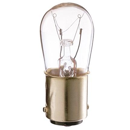 6S6/DC Satco S3901 6 Watt 130 Volt Incandescent Lamp