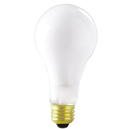 75A21/IF Satco S3934 75 Watt 130 Volt Incandescent Lamp
