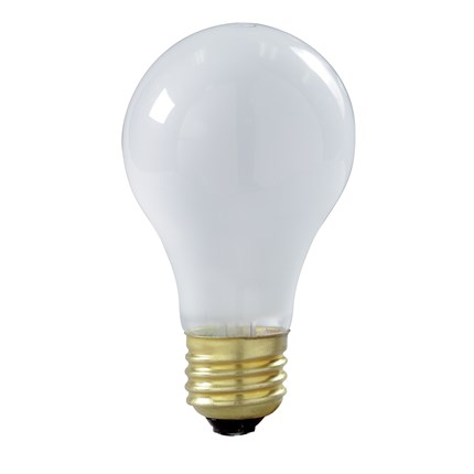 100A21/F/RS Satco S3935 100 Watt 130 Volt Incandescent Lamp