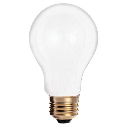 25A19/F Satco S3950 25 Watt 130 Volt Incandescent Lamp