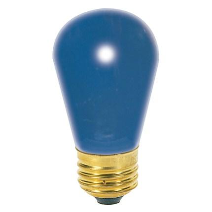 11S14/B Satco S3963 11 Watt 130 Volt Incandescent Lamp