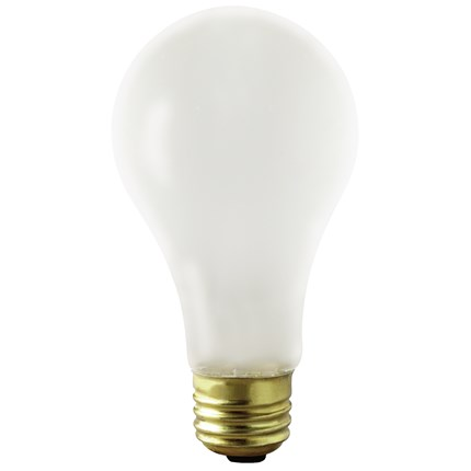75A21/TF Satco S3972 75 Watt 130 Volt Incandescent Lamp
