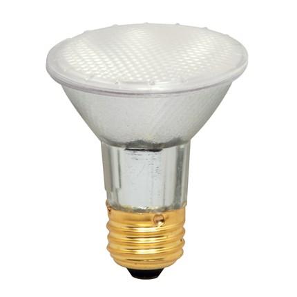 39PAR20/HAL/XEN/FL/FR Satco S4130 39 Watt 120 Volt Xenon - Halogen Lamp