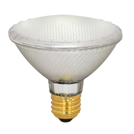 39PAR30/HAL/XEN/FL/FR/130V Satco S4209 39 Watt 130 Volt Xenon - Halogen Lamp