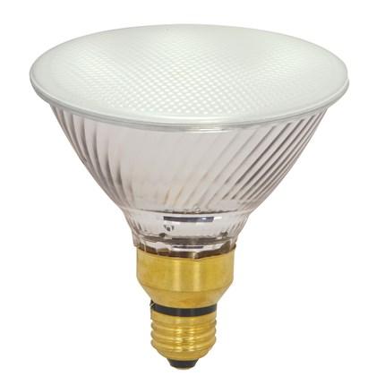 39PAR38/HAL/XEN/FL/FR/130V Satco S4211 39 Watt 130 Volt Xenon - Halogen Lamp