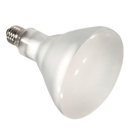 65BR40/FL/HAL/130V Satco S4416 65 Watt 130 Volt Halogen Lamp