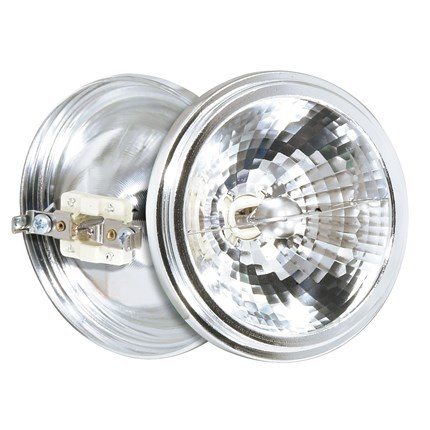 35AR111/FL25 Satco S4687 35 Watt 12 Volt Halogen Lamp