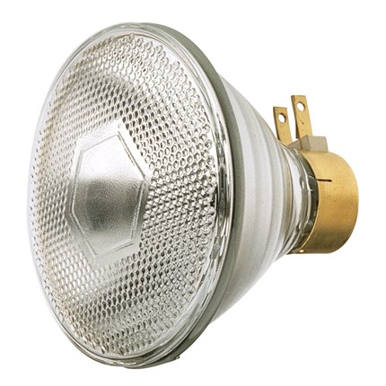 120PAR/3FL/MINE Satco S4802 120 Watt 120 Volt Incandescent Lamp